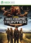 Cabela's BGH Pro Hunts
