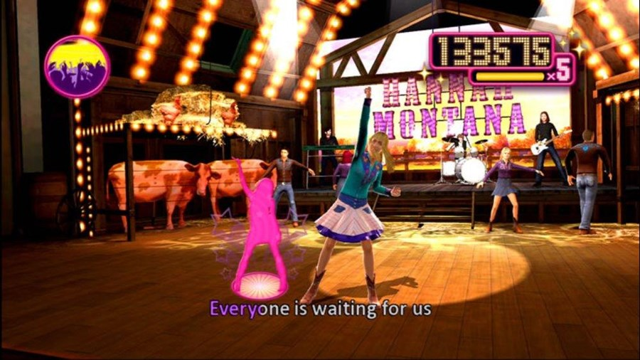 Hannah Montana The Movie News Achievements Screenshots