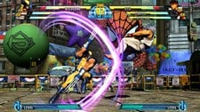 Marvel vs. Capcom 3: Fate of Two Worlds Screenshot 1