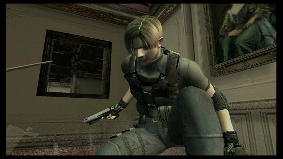 Resident Evil 4 HD (Xbox 360) Screenshots