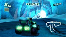 Ben 10 Galactic Racing Screenshot 1