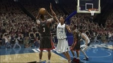 NBA LIVE 07 Screenshot 1
