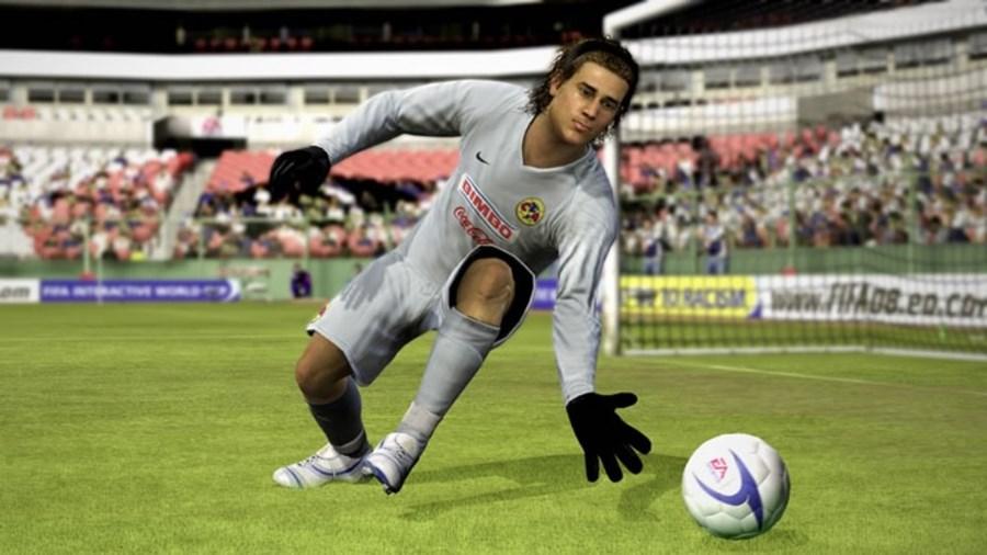 تحميل لعبة كرة القدم فيفا 8 - FIFA 08