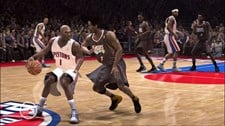 NBA LIVE 08 Screenshot 4
