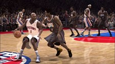 NBA LIVE 08 Screenshot 3