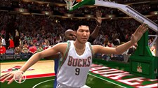 NBA LIVE 09 Screenshot 3