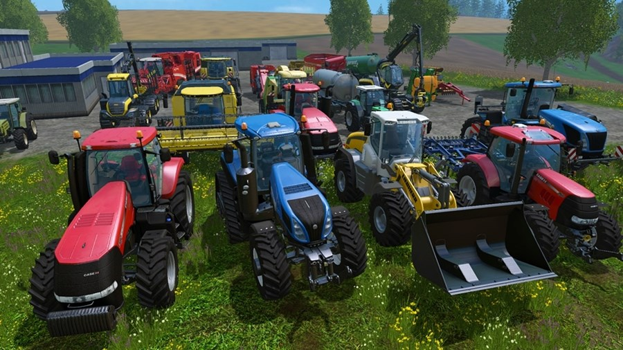 Farming Simulator 15 (Xbox 360) News, Achievements
