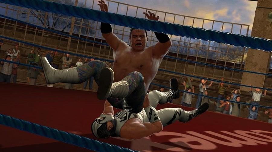 Aaa Lucha Libre Heroes Del Ring Dlc