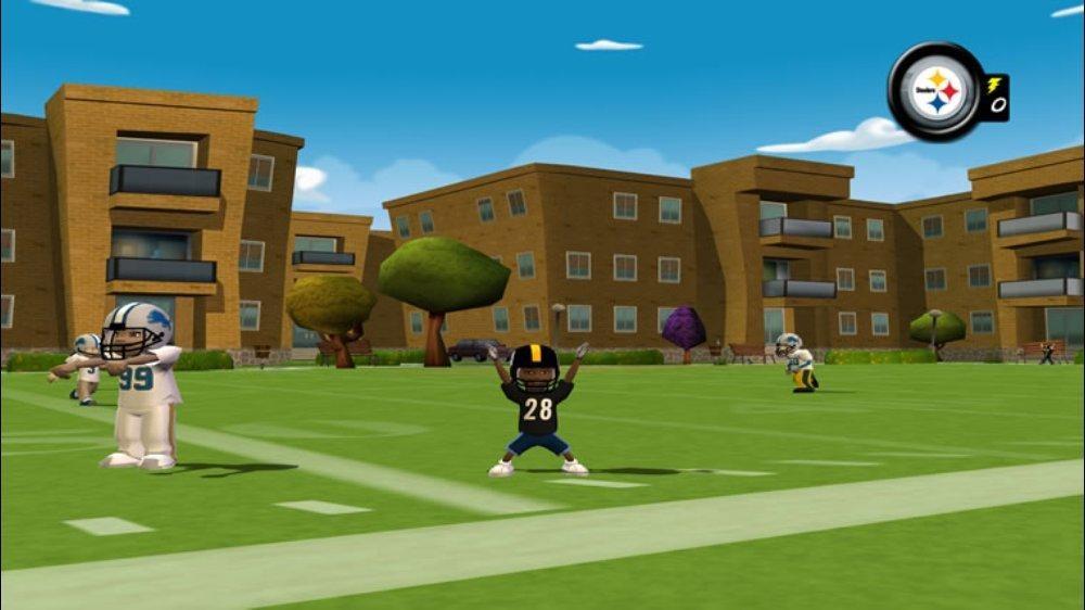 Backyard Sports: Backyard Football 10 Screenshot 4