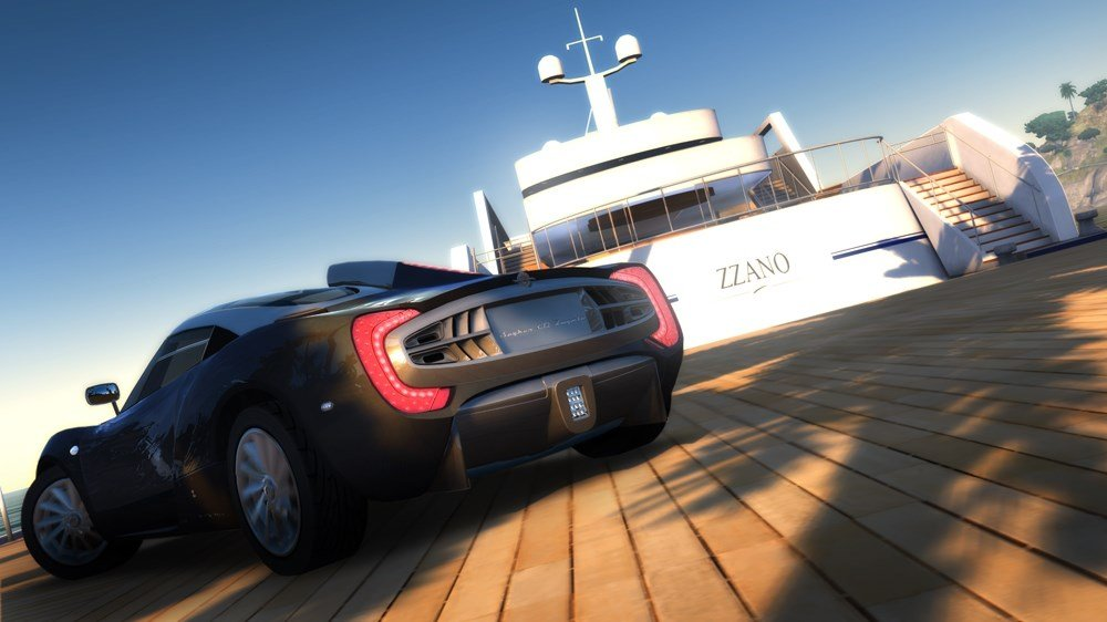 Test Drive Unlimited 1 Download Highly Compressed