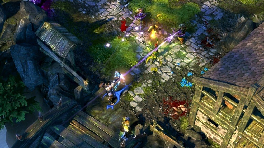 Sacred 3 (PS3 / PlayStation 3) News, Reviews, Trailer & Screenshots
