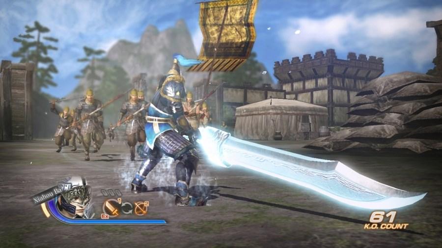 dynasty warriors 7 gameplay