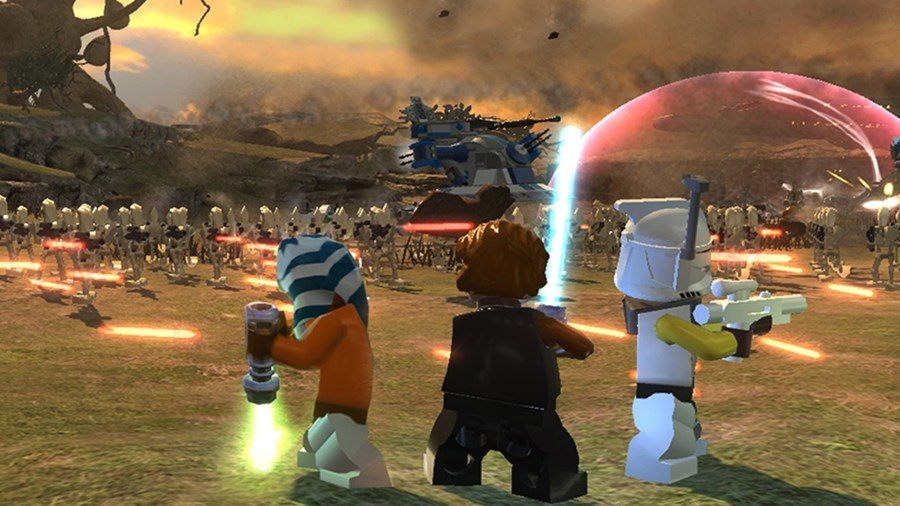 LEGO Star Wars III: The Clone Wars News and Achievements
