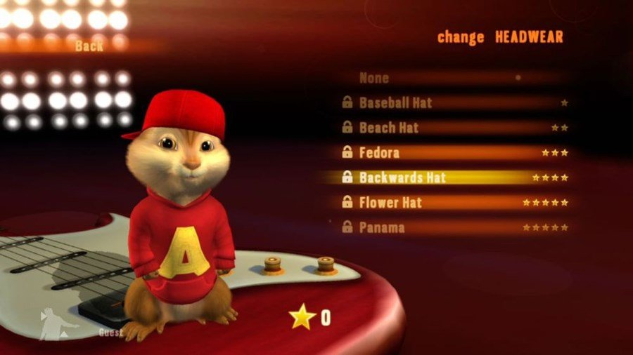 alvin the chipmunks chipwrecked news and achievements