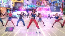 Zumba Fitness World Party (Xbox 360) Screenshot 1