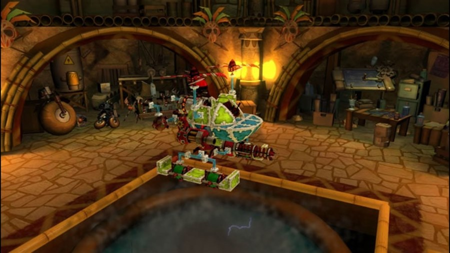 Banjo-Kazooie: Nuts & Bolts Screenshots