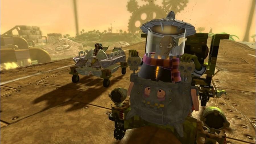 Banjo-Kazooie: Nuts & Bolts News, Achievements, Screenshots