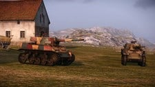 World of Tanks: Valor (Xbox 360) Screenshot 8