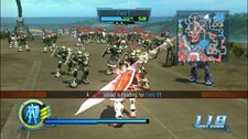 Dynasty Warriors: Gundam Screenshot 7