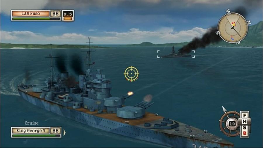 Battlestations: Midway Screens...