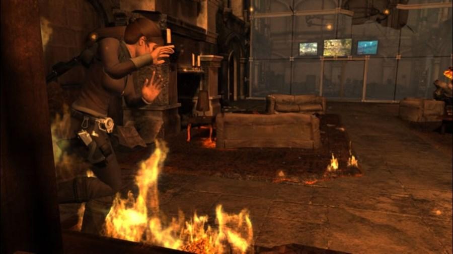 tomb raider anniversary game free download