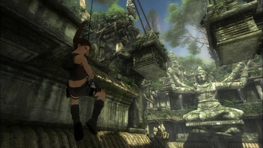Tomb Raider: Underworld Screenshots