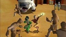 Avatar: The Last Airbender: The Burning Earth Screenshot 4