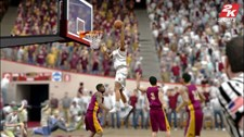 College Hoops 2K8 Screenshot 8