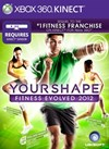 Your Shape™ Fitness Evolved 2012