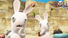 Rabbids Invasion: The Interactive TV Show (Xbox 360) Screenshot 2