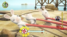 Rabbids Invasion: The Interactive TV Show (Xbox 360) Screenshot 1