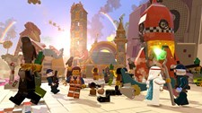 The LEGO Movie Videogame (Xbox 360) Screenshot 5