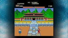 Yie Ar Kung-Fu Screenshot 2