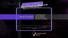 Asteroids & Deluxe Screenshot 2