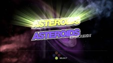 Asteroids & Deluxe Screenshot 1