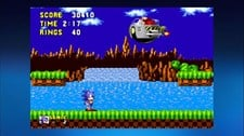 Sonic The Hedgehog (Arcade) Screenshot 3