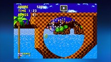 Sonic The Hedgehog (Arcade) Screenshot 2