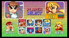 Super Puzzle Fighter II Turbo HD Remix Screenshot 1