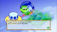Frogger 2 Screenshot 2