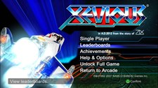 Xevious Screenshot 1