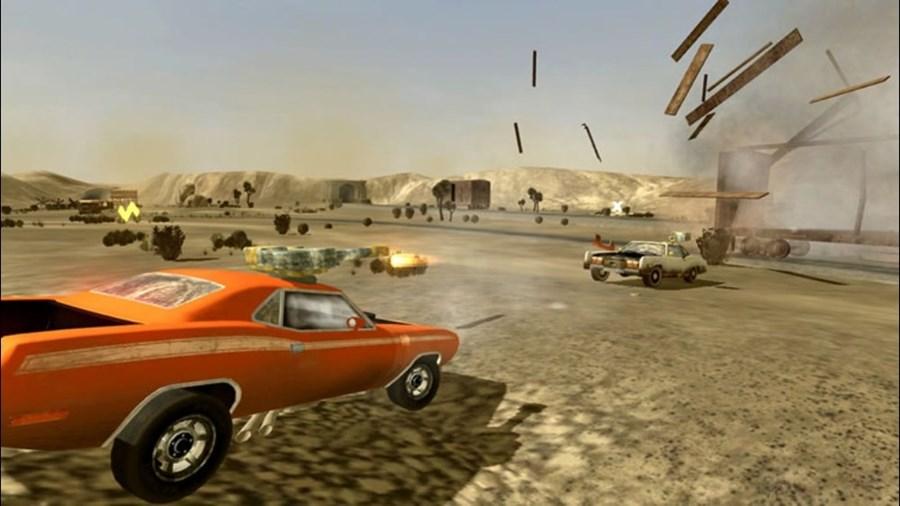 Vigilante 8 Arcade News Achievements Screenshots And Trailers