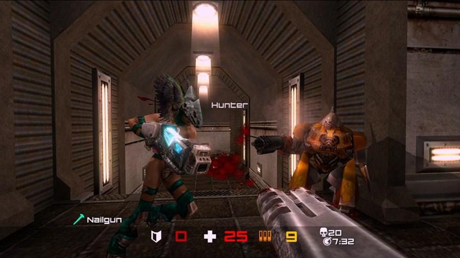 Quake Arena Arcade Screenshots