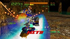 Cyber Troopers Virtual-On Oratorio Tangram Screenshot 1