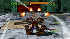 Cyber Troopers Virtual-On Oratorio Tangram Screenshot 2