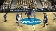 NCAA Basketball 09 March Madness Edition Screenshot 1