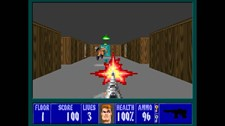 Wolfenstein 3D (NA) Screenshot 1