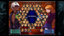 The King of Fighters 2002 Unlimited Match Screenshot 1