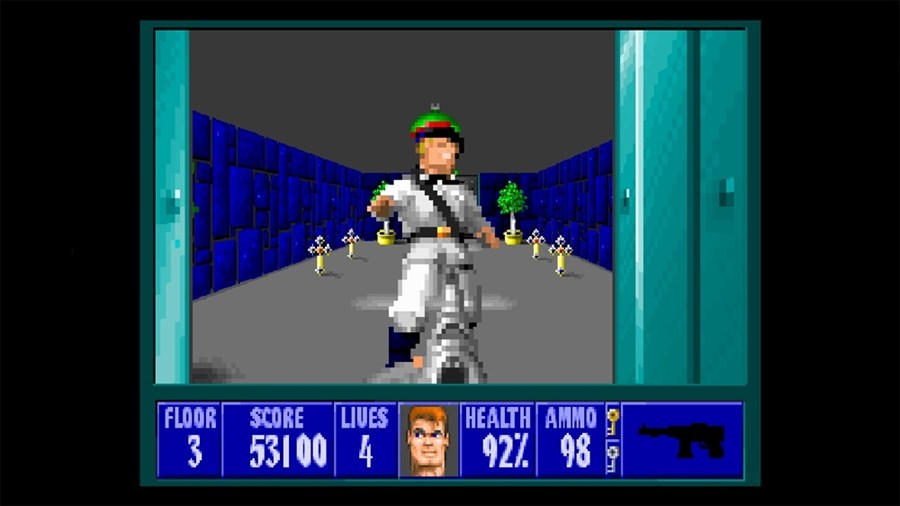 Wolfenstein 3d news and achievements trueachievements for Wolfenstein 3d