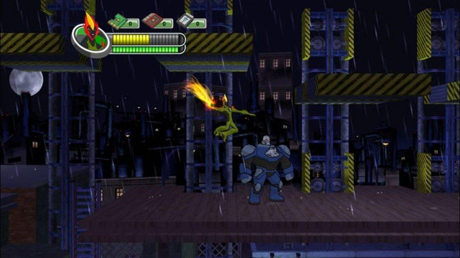 ben 10 alien force game download for pc free