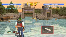 SEGA Bass Fishing Screenshot 1